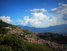 medellin colombia friendly view safer dangerous