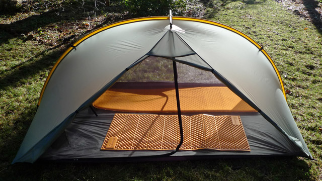 The Double Rainbow Tarptent is the best out there