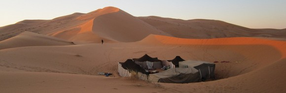 sahara yoga retreat in morocco