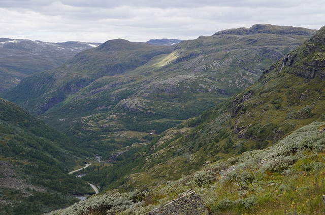 norway hike to the fjord